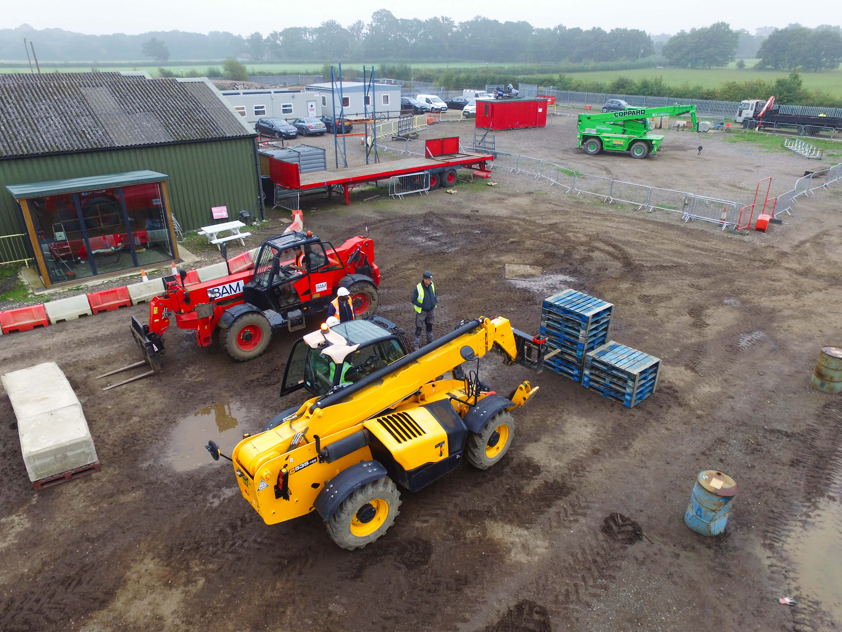 Telehandler Training – December Special
