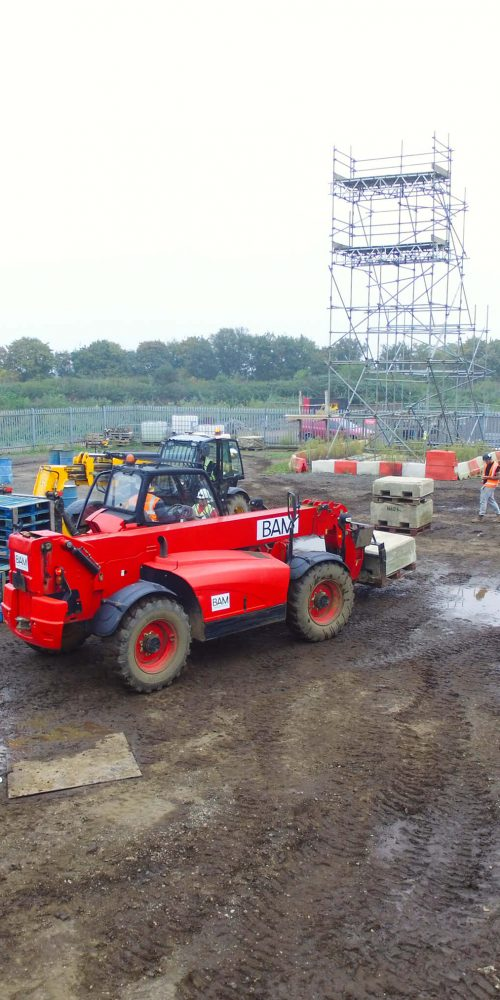 CPCS A17 Telehandler Training