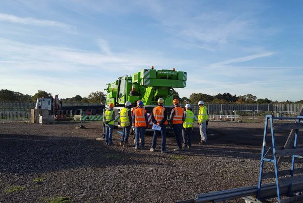 A62 Crane Supervisor Training
