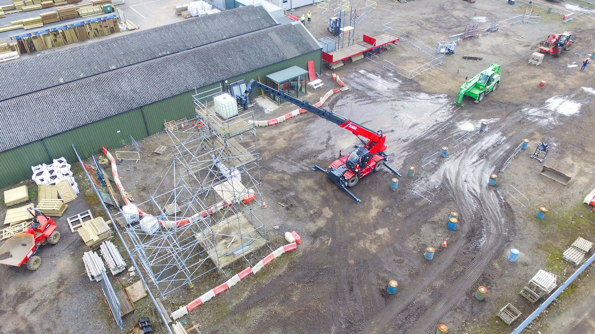 CPCS Telehandler, CPCS announce controversial update for 360 Telehandler operators: Make any amendments to your card after 28 August and lose the category